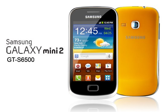 Samsung Galaxy Mini 2 – Instalace ROM